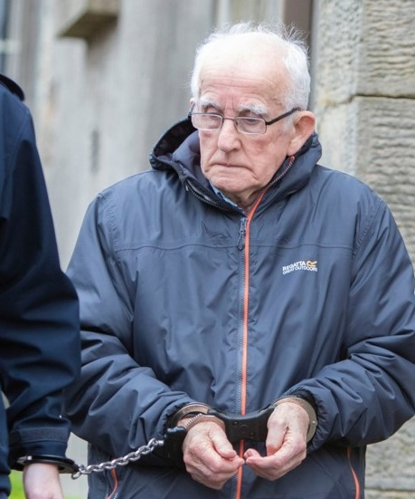 Former priest Con Cunnigham who was sentenced to 15 months in prison.  Credit: Newspix