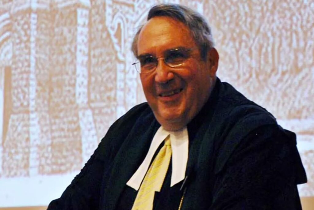 Wayne John Hankey, a former professor at the University of King's College in Halifax, has been given trial dates in June 2022 on charges of sexually abusing two young men between 1977 and 1982. - File photo