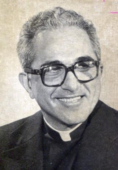 Rev. Ralph P. Federico