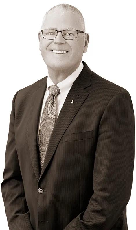 Norbertine order attorney Thomas M. Olejniczak. Law Firm of Conway, Olejniczak & Jerry, S.C