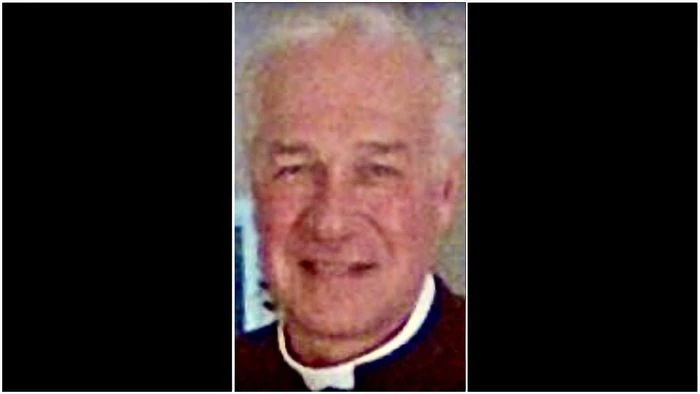 Father James Garisto was longtime teacher and administrator at St. Joseph by-the-Sea High School in Huguenot. (Anonymous)