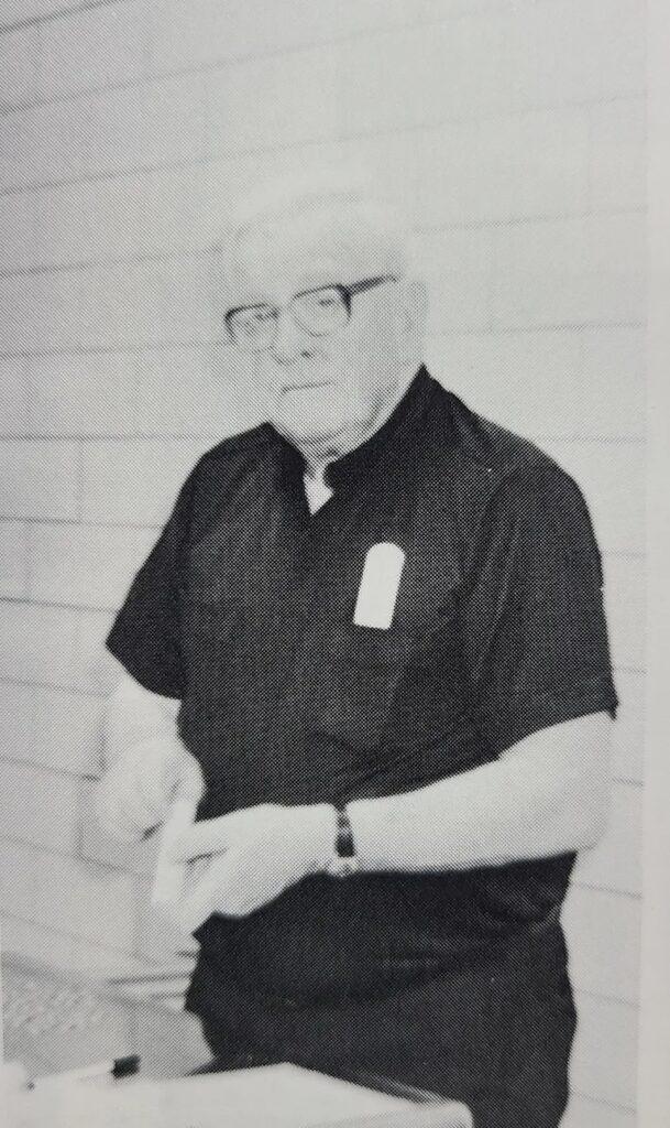 The Rev. Joseph Rohlinger. Provided