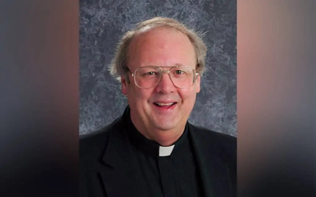Father David Ryan | Photo: St. Francis de Sales Catholic Parish