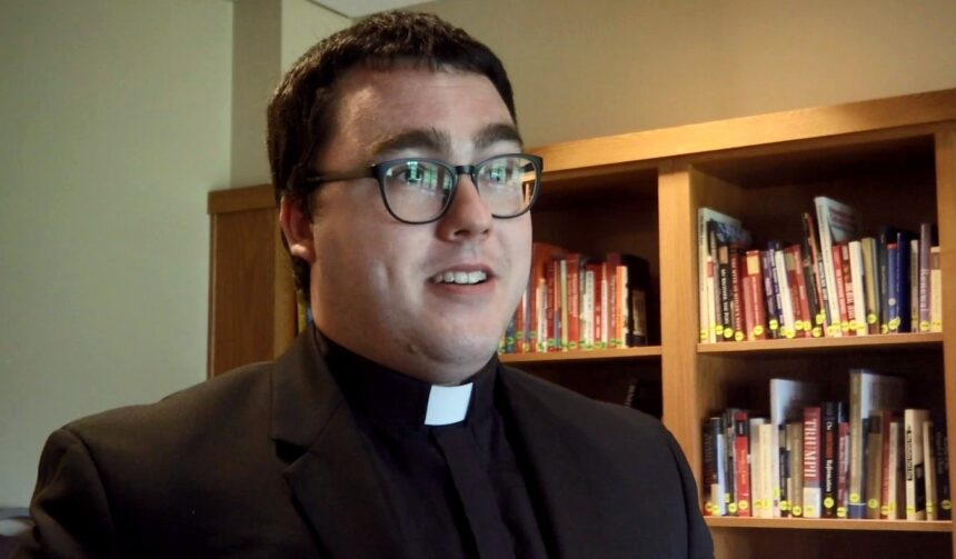 Father David Huneck faces allegations of sexual misconduct. The Whitley County prosecutor says he could decide whether to file criminal charges by October 8.