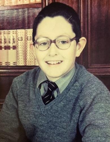 Sean Faloon at age 11 (Courtesy of Sean Faloon)