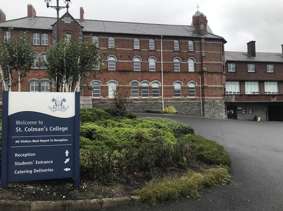 St. Colman's College in Newry, Northern Ireland (Claude Colart)